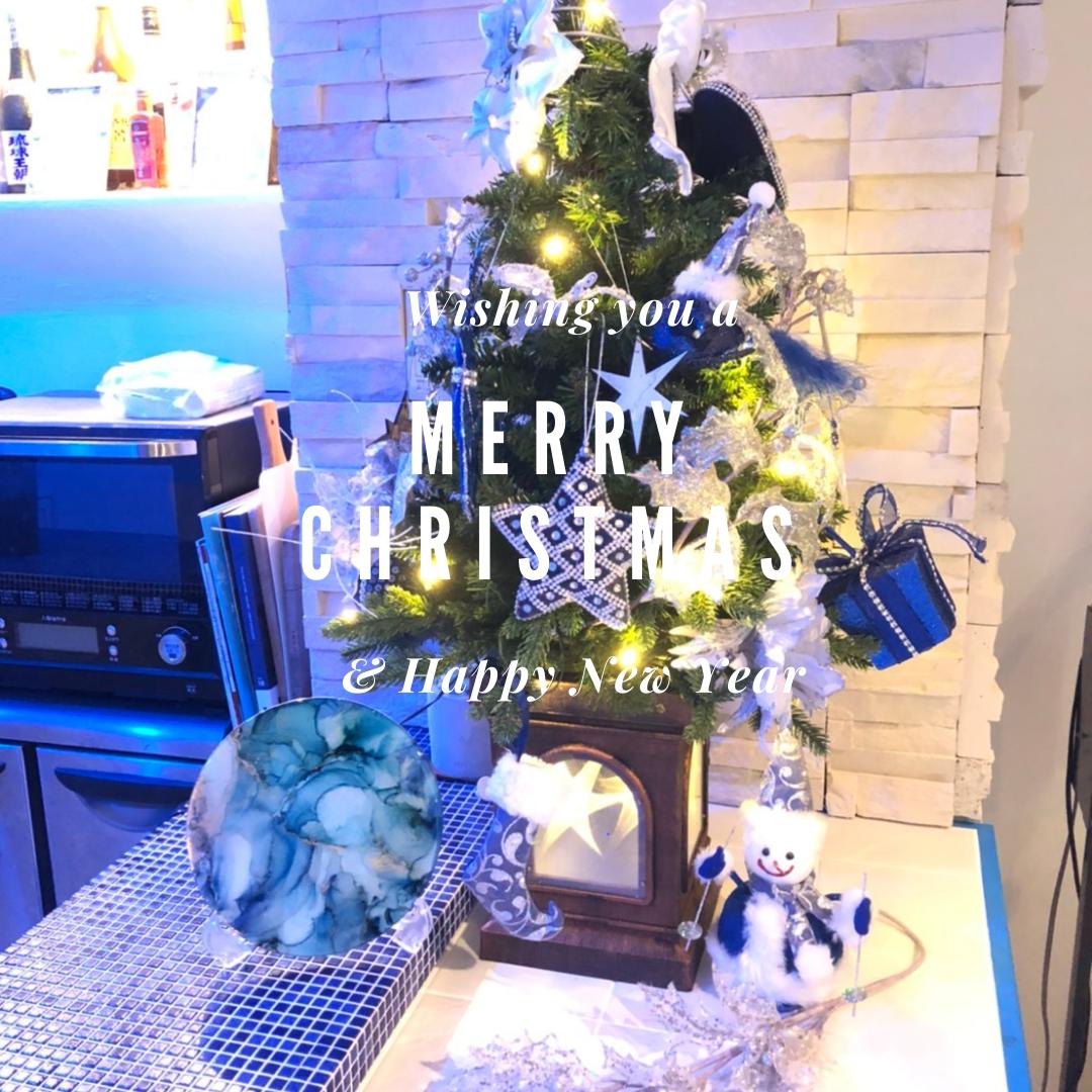 クリスマスツリーを飾りました♪ ミコノス横浜