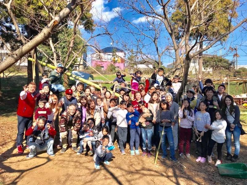 19/3/24 春の天ぷら&BBQ